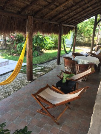 Villa Escondida Bed and Breakfast: Villa Escondida Cozumel Bed and Breakfast