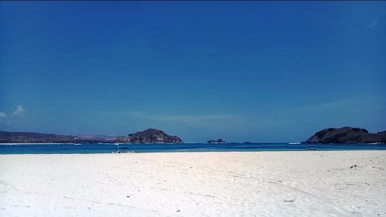 Mataram, Indonesia: Tanjung Aan Beach