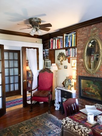 Woodstock, Estado de Nueva York: Guests' Sitting Room