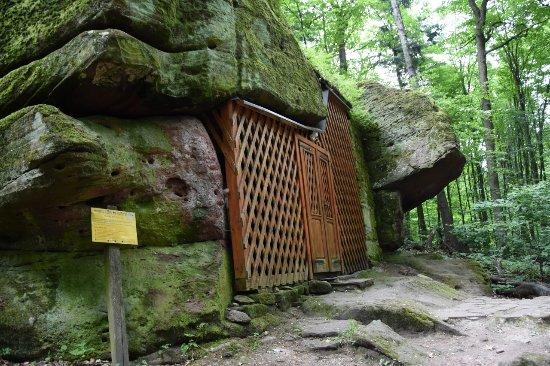 """""""Perzowa Gora"""" nature reserve"""