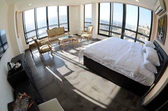Al Salt, Jordan: Room of the hotel