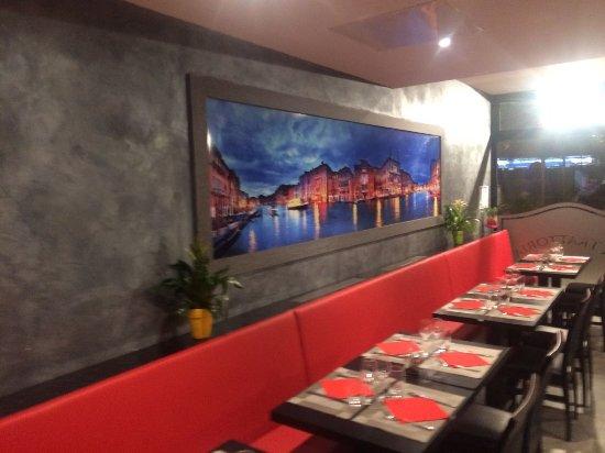 Bobigny, فرنسا: La Trattoria Pizzeria