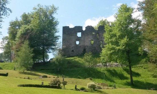 Burgruine Gomarn