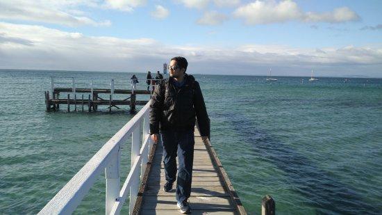 Sorrento, Australia: pathway
