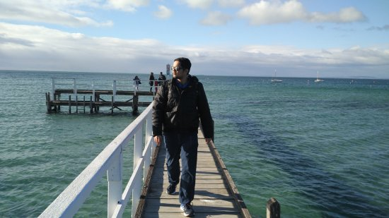 Sorrento, Australië: pathway