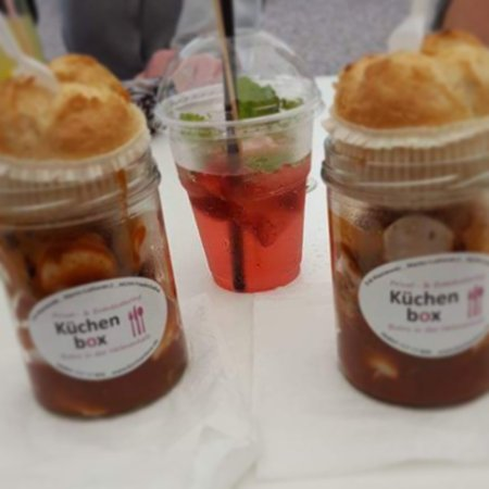 Friedrichsthal, Alemania: Einige Gerichte von unserer stets wechselnden Speisekarte!