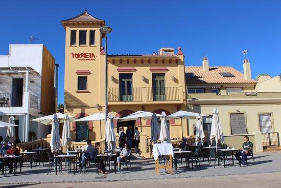 Un Buen Sitio Para Comer En La Patacona Opiniones Sobre Restaurante Torreta Patacona Alboraya España Comentarios Tripadvisor