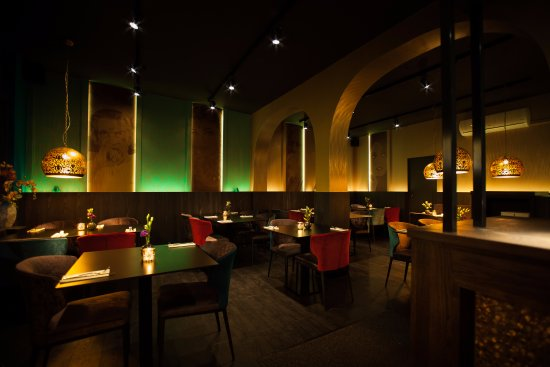 Hilversum, The Netherlands: restaurant Design interior
