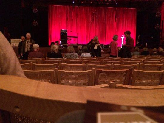 Aldeburgh, UK: Auditorium