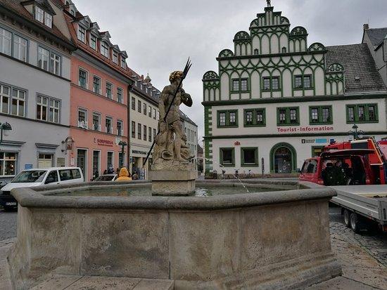 Tourist Information Weimar