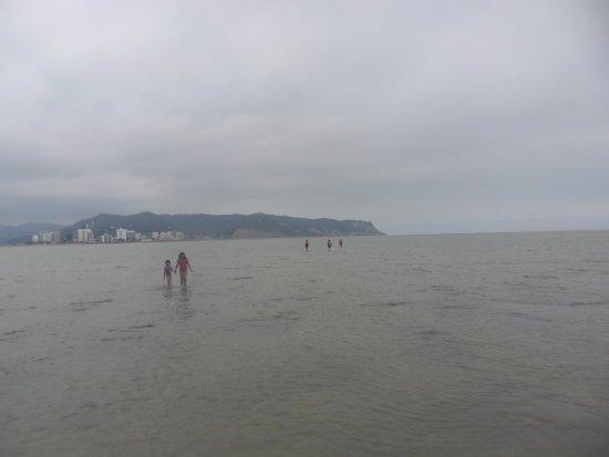 Manabi Province, الإكوادور: Playon de San Vicente