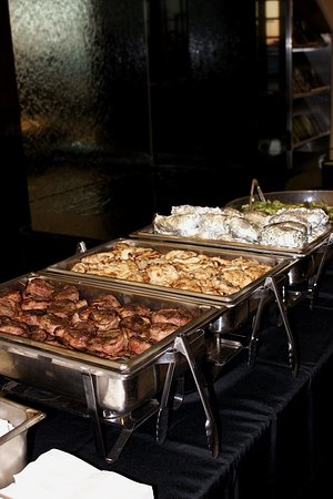 Weatherford, Τέξας: catering