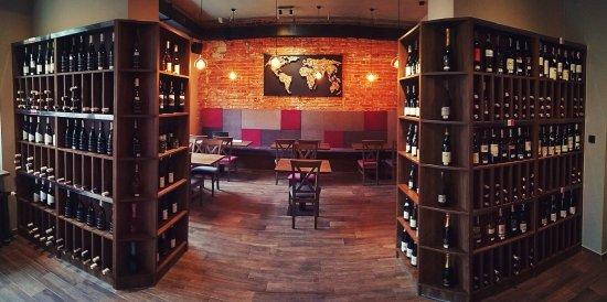 Radom, Polonya: Restauracja Garnizon Wina