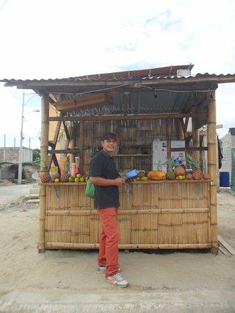 Provincia de Manabi, Ecuador: Cócteles en Canoa