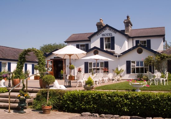 Kilmessan, Ireland: The Station House Hotel