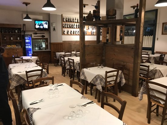 Pelago, إيطاليا: Ristorante Pizzeria Petrarca
