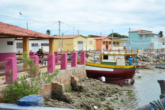 Areia Branca: Porto do Mangue