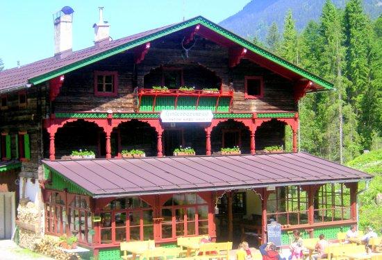 Ebbs, Østerrike: Gasthaus Hinterbärenbad