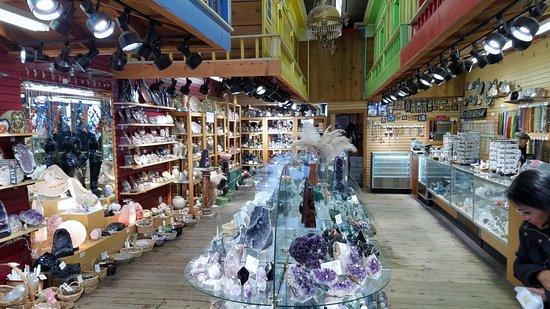 Comstock Rock Shop