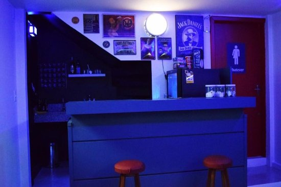 DAY TWO   THE BASEMENT BAR
