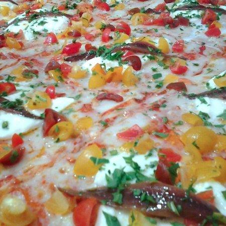 Pizza Rosso Vero : Pizza de la semana