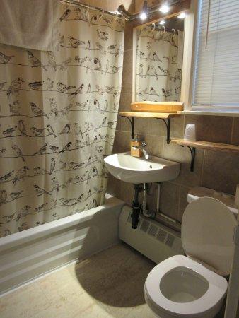 Minden, Canada: Bathroom