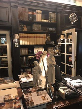 JK Place Firenze: Reception