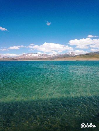 Maule Region, Χιλή: Laguna Del Maule