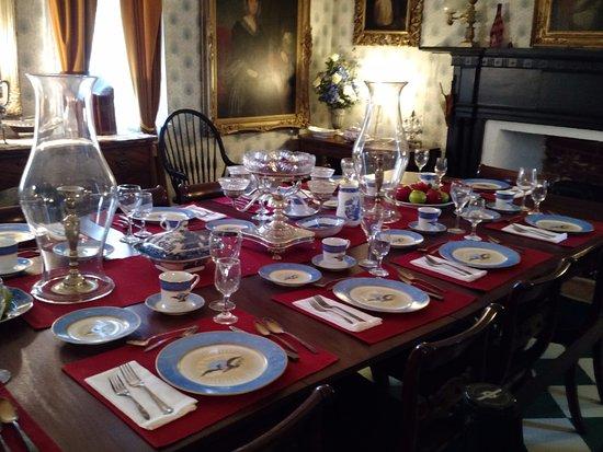 Clemson, SC: Dining Room