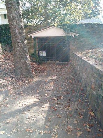 Clemson, SC: Fort Hill Spring House