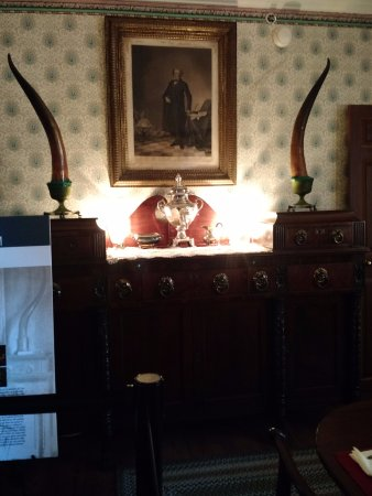"""Clemson, SC: Sideboard from U.S.S Constitution or """"Old Ironsides"""""""