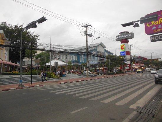 CentralMarina: Central Marina