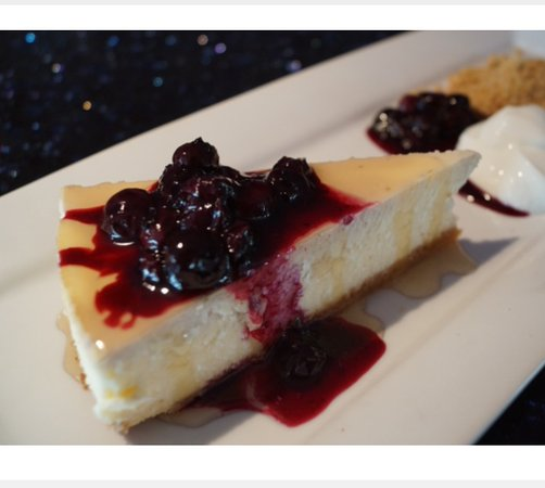 Nobleton, Kanada: All our Desserts are baked in house by our pastry chef