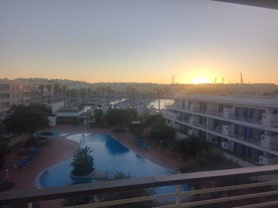 Marina Club Lagos Resort: View at day