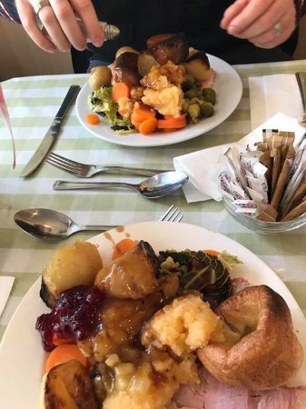 The Ugly Duckling: My Carvery 😛