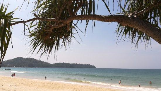 Sunwing Bangtao Beach: plage de l'hotel