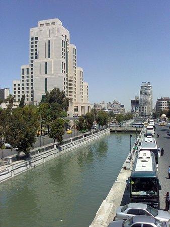 The Barada River