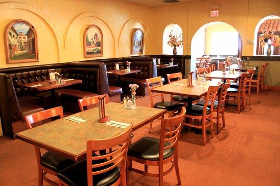 Martinez, Kaliforniya: Dining area