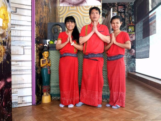Thailanna Massagens Terapeuticas - Original Tailandesa