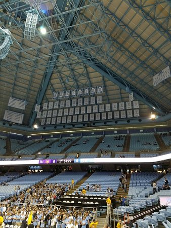 University of North Carolina: The Dean Dome!
