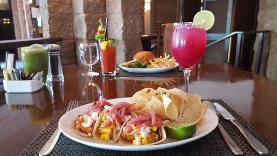 Canyon Cafe: Fish Tacos