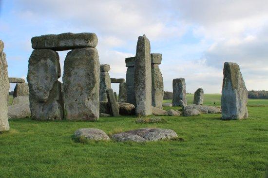 Амесбери, UK: Stonehenge 1