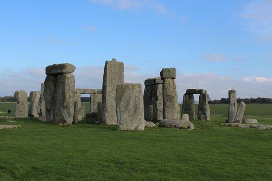 Амесбери, UK: Stonehenge 2