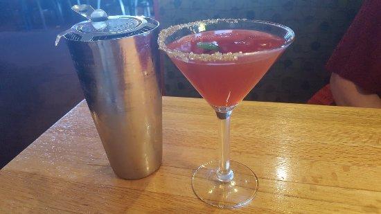 El Cajon, Californien: Pomegranate Margarita