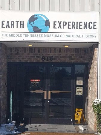Murfreesboro, Tennessee: Entrance