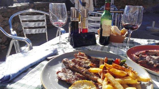 Campelles, Spania: Cal Ras
