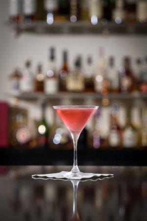 Cedar Rapids, IA: Extensive Martini Menu