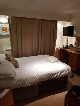 Hawkwell House Hotel: 20171116_222224_large.jpg