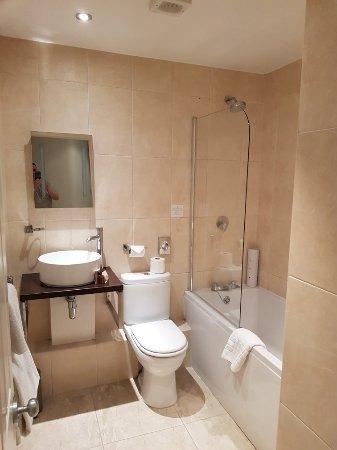 Hawkwell House Hotel: 20171116_222227_large.jpg