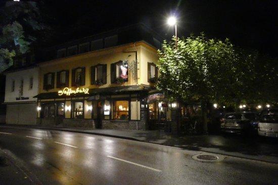 Mayschoss, Alemania: Restaurant Gasthof zur Saffenburg